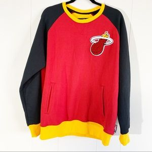 🔥UNK NBA Miami Heat Sweater